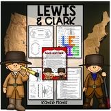 Lewis and Clark Activities