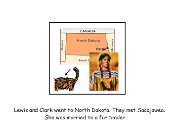Lewis and Clark Modified Book