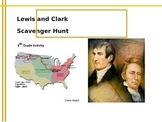 Lewis and Clark Online Scavenger Hunt