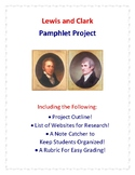 Lewis and Clark Pamphlet Project