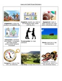 Lewis and Clark Picture Dictionary