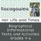 Lewis and Clark, Sacagawea Bundle Reading Passages Activities