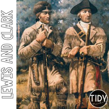 Lewis and Clark Scavenger Hunt PebbleGo