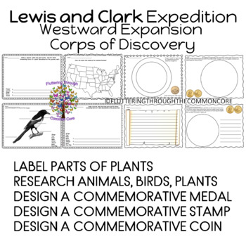 Lewis and Clark Expedition Social Studies, Science, Literacy Unit