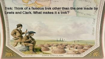 Lewis and Clark Student Vocab Slides