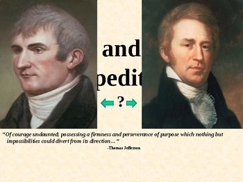 Lewis and Clark Voyage PowerPoint