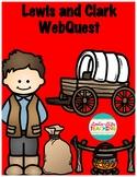 Lewis and Clark WebQuest