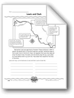 Lewis and Clark (Writing Directions)