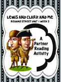 Lewis and Clark and Me  Partner Read Reading Street 4th gr