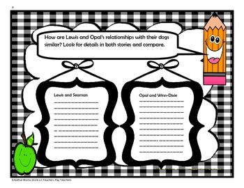 Lewis and Clark and Me -  4th Grade - Tri folds +Activities