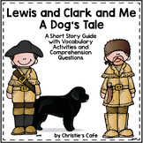 Lewis and Clark and Me Novel Study