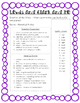 Lewis and Clark and Me Weekly Take Home Letters (Scott For