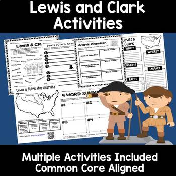 Lewis and Clark creative writing