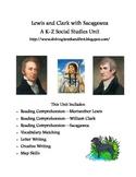 Lewis and Clark with Sacagawea