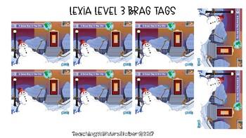 Lexia Brag Tags