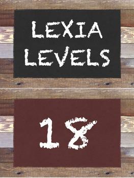 Lexia Clip Chart Industrial Chic Chalkboard