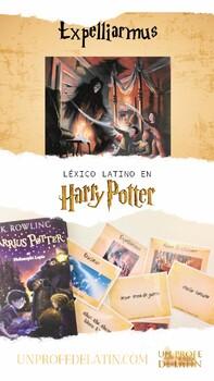 Léxico latino en Harry Potter