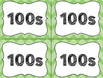 Green Classroom Library Labels with Lexile Levels - for your book baskets