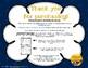 Lexile Chart & Lexile Goal Setting- FREE resource!