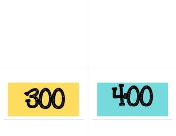 Lexile Labels (300-1000)
