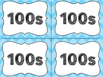 Blue Classroom Library Labels with Lexile Levels - for your book baskets
