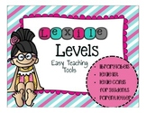 Lexile Library Resource: Lexile List, Library Labels, Lexile Cards, and Letter