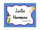 Lexile Number Labels