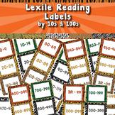 Lexile Reading Levels  APT-001