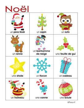Lexique - Noël