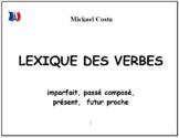 Lexique des verbes usuels, French immersion (#13)
