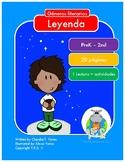 Leyenda - Géneros literarios en Español
