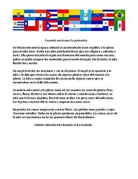 Leyenda La Poinsettia