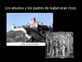 Leyenda:  Los Amantes de Teruel / Spanish Legend with FAMILY / familia vocab