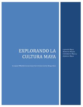 Leyenda Maya- Maya Culture