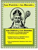 Leyenda de San Patricio y Los Duendes- Spanish II/AP-Preterite & Imperfect Verbs