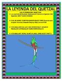 Distance Learning-Leyenda del Quetzal en Español- Spanish II/AP -Preterite