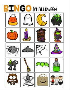L'halloween - activités