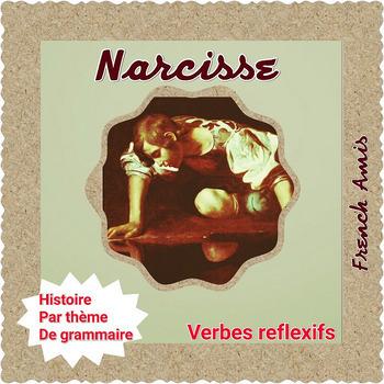 French Reflexive verbs - French story - Un conte: l'histoi