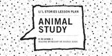 Li'l Stories Lesson, Grades K-2: Animal Study