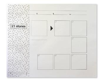 Li'l Stories Story Pad: K to 1st Graders