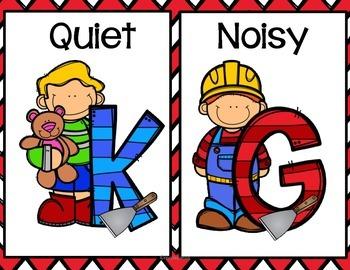 Phonemic Awareness  Activities: Tongue Scrapers K and G