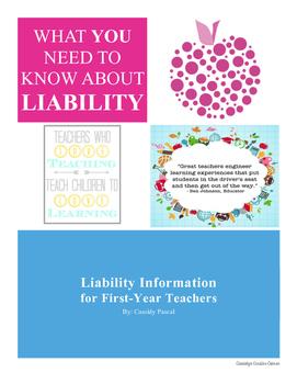 Liability Handout