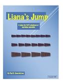 Liana's Jump, a piece for Orff xylophone or marimba ensemble