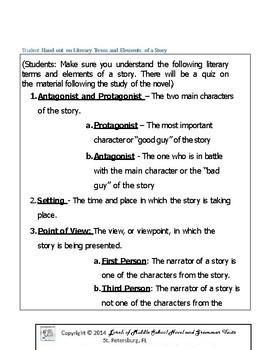 Liar, Liar, Pants on Fire Literature and Grammar Unit