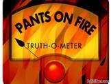 Liar Liar Pants on Fire- Presidents Day
