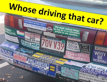 bumper stickers | Government vs. The Mafia Bumper Sticker