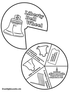 American History Craft Activity | Liberty Bell
