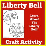 Liberty Bell   Craft Activity   American Symbols Kindergar
