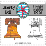 Liberty Bell Clip Art FREEBIE