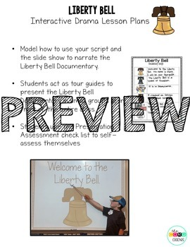 Liberty Bell: Integrated ELA and Social Studies Pack